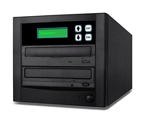 Copystars DVD Duplicator CD DVD Burner 1 to 1 Copier Sata Dual Layer Value Tower