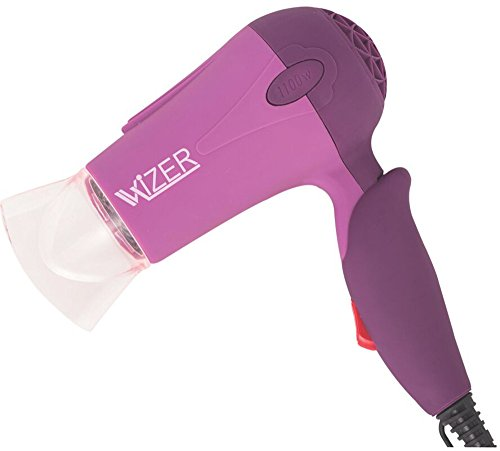 Wizer HD 625W Classic Zing Hair Dryer (Color May Vary)