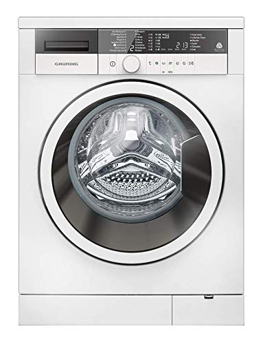 Grundig GWN 36630 Waschvollautomat/ 1600 U/min/LED-Display mit Sensortasten/Inverter EcoMotor - 10 Jahre Motorgarantie/Silent Mode/A+++/ 6 kg