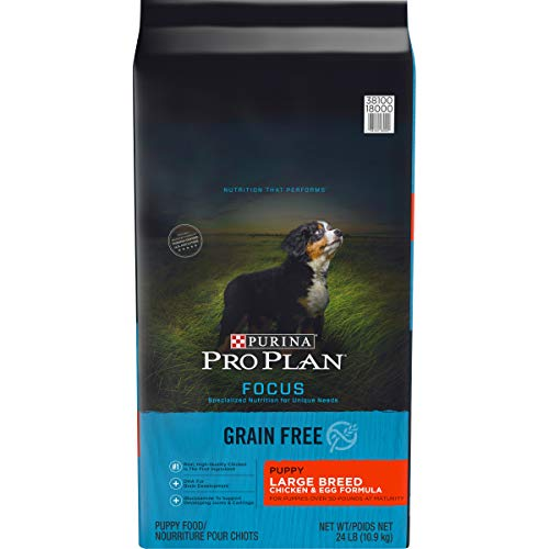 Purina Pro Plan Grain Free Large Breed Dry Puppy...