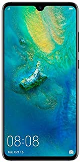 HUAWEI Mate 20 128GB + 6GB 6.53-Inch 2K FullView Smartphone with New Leica Triple AI Camera and Ultra Wide Angle Lens,Black-Australian Version
