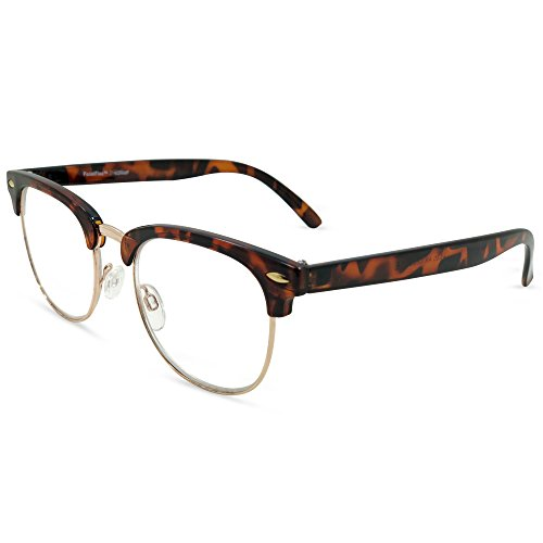 In Style Eyes Selleck Classic Progressive Reading Glasses, Tortoise, 2.0x