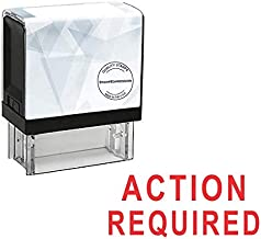 action rubber stamps