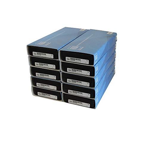 10x Digital Messschieber TESA 150 mm TWIN-CAL IP40 00530094 mit rundem Tiefenmaß, Datenausgang und Antriebsrad