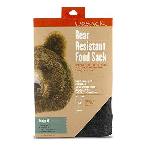 Ursack Major XL Bear Resistant Lightweight Flexible Food Sack Bag