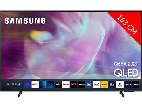 SAMSUNG TV QLED 4K 163 cm QE65Q65AAUXXC