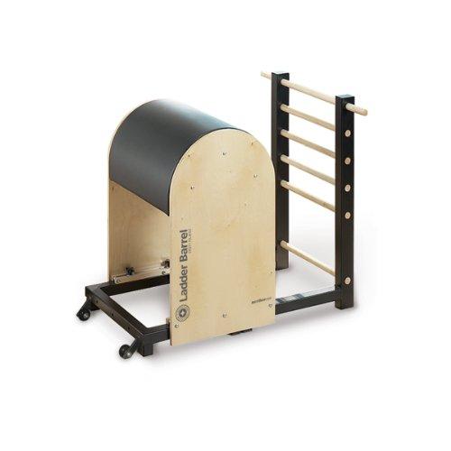 STOTT PILATES MERRITHEW Ladder Barrel, Black