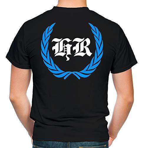 Rostock Kranz T-Shirt | Liga | Trikot | Fanshirt | Bundes | M1 (XL)