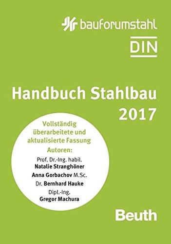 Handbuch Stahlbau 2017 (Beuth Pocket)