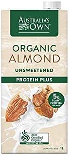 Australia's Own Protein Plus Almond Unsweetened, 1L
