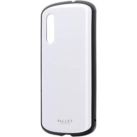 ビアッジ Galaxy A41 SC-41A SCV48 耐衝撃ハイブリッドケース 「PALLET AIR」 ホワイト 【Amazon限定ブランド】