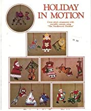 Holiday in Motion - Counted Cross Stitch Chart (LTD42)