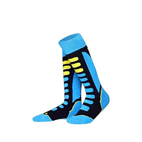 Sock Outdoor Verdikking Jongens en Meisjes Ski Sokken Hoog om te helpen Wandelen Sokken Warm Flow Warm Handdoek Onderste Sportsokken Mannen Sokken