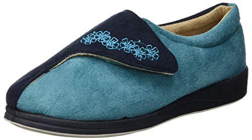 Padders , Damen , Blau (Marineblau/Teal), 38 EU