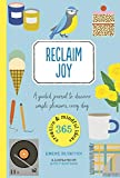 Reclaim Joy: A guided journal to discover simple pleasures every day (365 Creative Mindfulness)