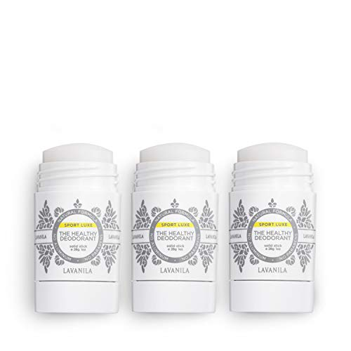 Lavanila - The Healthy Deodorant 3 Pack....