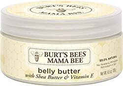 Belly butter with shea butter: Designed for mums to be, nourish your belly before and after pregnancy with this rich, moisturising Burt's Bees Belly Butter Pregnancy butter: Pamper yourself with this butter that softens and smooths skin with a blend ...