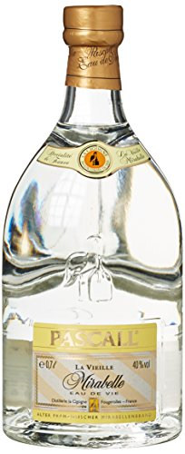 Pascall La Vieille Mirabelle Obstbrand, 1er Pack (1 x 700 ml)