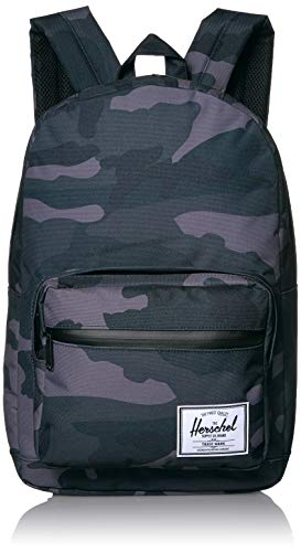 Herschel Unisex-Erwachsene Pop Quiz Multipurpose Backpack, Night Camo, Classic 22L