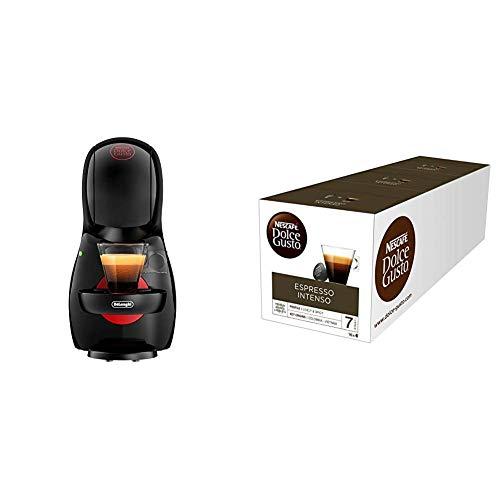 Pack De'Longhi Dolce Gusto Piccolo XS EDG210.B + 3 packs de café Dolce Gusto Espresso