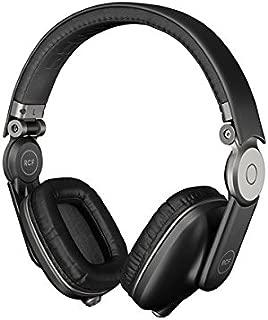 RCF DJ Headphones, Black, Over Ear (ICONICAB)