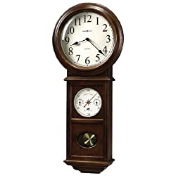 Howard Miller 625-399 Crowley Wall Clock