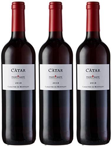 Pinord Vino Tinto Do Montsant - 3 botellas x 750 ml - Total: 2250 ml