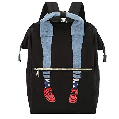 ZYJ Travel Rugzak Laptop Rugzak Grote Luiertas Doctor Bag Rugzak Mannelijke en Vrouwelijke Student Rugzak