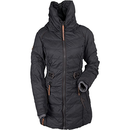 Naketano Knastrologin W Winter Jacket Black