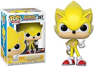12cm POP Sonic the Hedgehog figure model ornaments-04Y