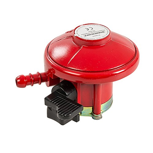 27mm Clip-On Propane Flow Regulator - Camping Stove Gas Cooker BBQ Patio...