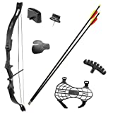 CenterPoint Archery ABY1721 Elkhorn Youth Compound Bow, Black, One...