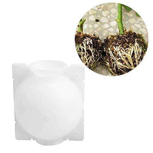 DODOYA - Zuchtzelte für Hydrokulturen in Weiß, Größe S