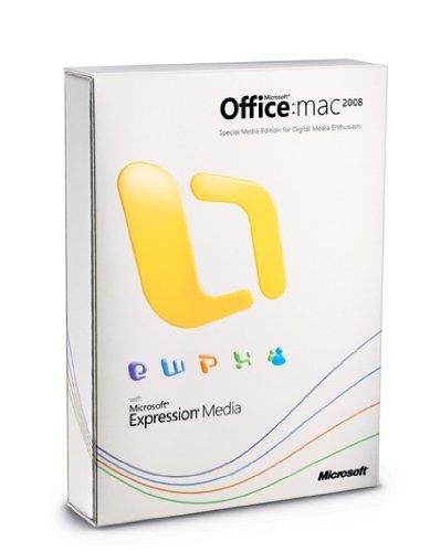 Microsoft Office Mac Media Edition 2008