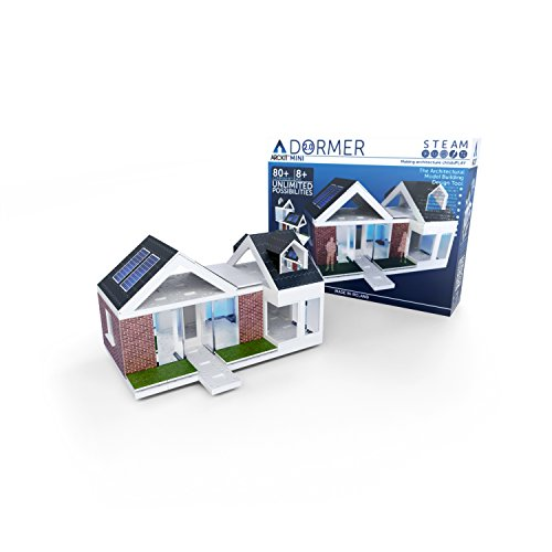 Arckit A10044 Mini Dormer 2.0 Kids Scale Model Building Kit