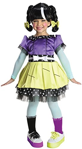 Little Girls' Lalaloopsy Scraps Stitch And Sewn Costume Toddler