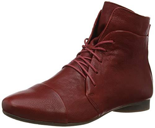 Think! Damen Guad_585279 Desert Boots, Rot (Rosso 70), 39 EU