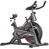 MQQ Applicazione Intelligente Esercizio Muto Moto Coperta Spin Bike Cycling Trainer Cyclette Cinghia di Trasmissione Bici comodità Posto a Sedere dell'ammortizzatore for la casa Cardio Gym