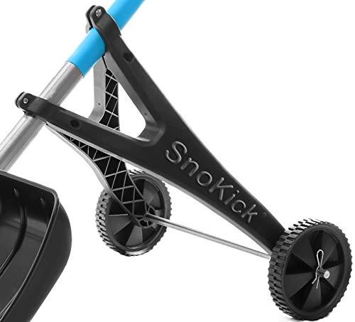 SnoKick ® - Das clevere Schneeschaufel-Zubehör