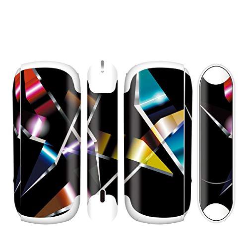 電子たばこ タバコ 煙草 喫煙具 専用スキンシール 対応機種 iQOS 3 アイコス 3 Metal (メタル) イメージデザイン 11 Metal (メタル) 01-iq08-0051