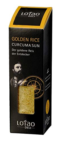 Lotao Bio Reis Curcuma Sun, 300g