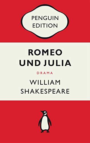Romeo und Julia: Penguin Edition (Deutsche Ausgabe)