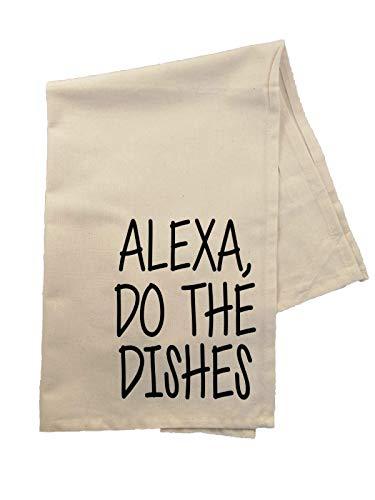 WillowGifts - Paño de Cocina, diseño de Alexa, Do The Dishes
