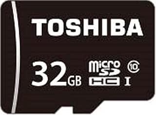 TOSHIBA microSDHCカード 32GB Class10 UHS-I対応 (最大転送速度40MB/s) MSDAR40N32G
