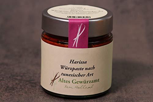 Altes Gewürzamt Harissa Würzpaste 200 Gramm - Ingo Holland