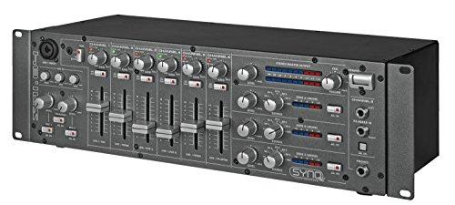 SynQ SMI 84 6Kanäle 20 - 20000Hz - Audio-Mixer (6 Kanäle, 20 - 20000 Hz, 10000 Ohm, 0,15 V, 0,85 V, 1,5 V)