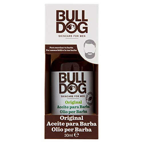 BULL DOG aceite para la barba bote 30 ml