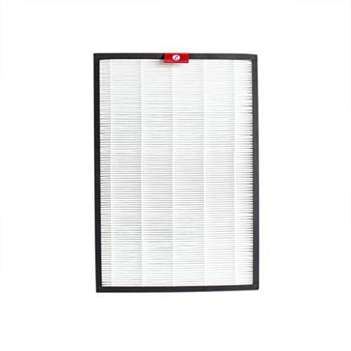heavKin-Home Compatible with Honeywell KJ300F-PAC1101W / PAC1101G Purifier Accessories HEPA Filter (White, 1XHEPA Filter)