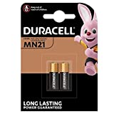 <span class='highlight'>Duracell</span> <span class='highlight'>MN21</span> <span class='highlight'>12</span>V For Remote Controls Btteries