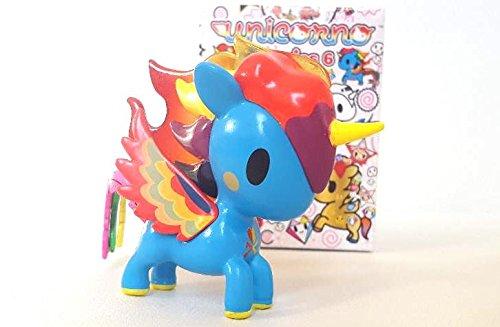 Tokidoki Unicorno Series 6 3-inch Vinyl Figure - Fuego